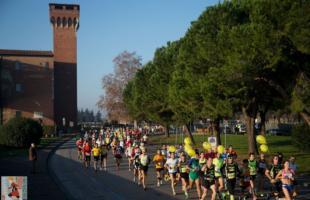 Al via la 19^ Maratona di Pisa