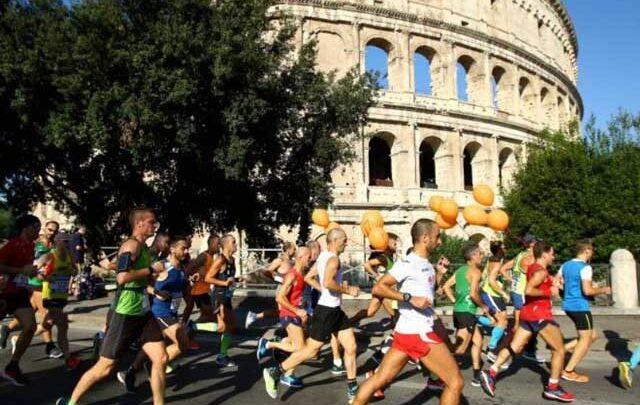 Calendario 2021: Maratona di Roma il 21 marzo. Milano l'undici di